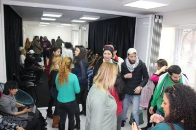 Ученици от ПГМ в Младежки център - Пловдив - ПГМ - Пловдив