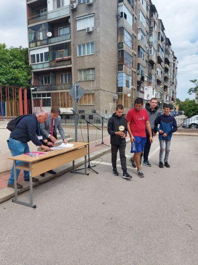 Областен кръг от националното състезание по безопасност на движението - ПГМ - Пловдив